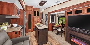strong true luxury strong the eagle fifth wheel is filled with