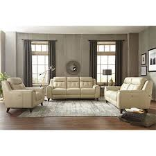 leather living room furniture sets. Brilliant Sets Campania 3piece Top Grain Leather Power Reclining Set With Headrests Inside Living Room Furniture Sets E