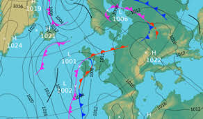 surface pressure charts how to read synoptic weather charts met office