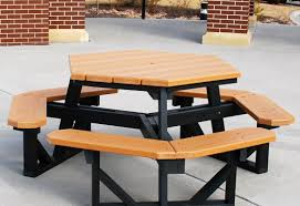 furniture Outdoor mercial Picnic Tables Fife Amazing