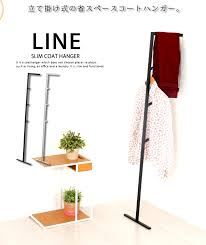 Slim Coat Rack Kakaya Rakuten Global Market Slim Coat Hanger LINE Line 66