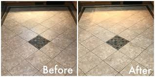 homemade grout cleaner with baking soda