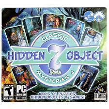 The hidden objects games at gamesgames.com will test your visual perception abilities to their limits! Classic Mysteries 4 Hidden Object Games Pc Dvd 7 Pack Walmart Com Walmart Com