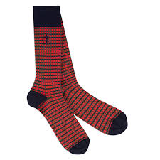 Discount Mens Designer Socks Ottaway Style Red D Clothes Menswear Luxury Socks