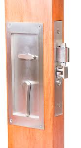 accurate sliding door lock with automatic latching sl9100pdl the home decor
