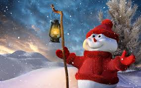 christmas wallpaper 1920x1200. Plain Wallpaper Download Wallpaper 1920x1200 New Year Christmas Snowman Lamp Tree To L