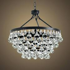 lighting exquisite antique bronze 4 light round crystal chandelier 13 pretty 2 drop small brass factory