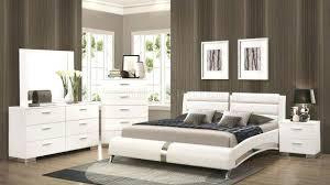 Bedroom White Furniture Modern White Bedroom Sets Pleasing Design