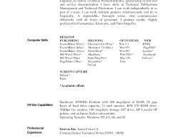Does Word Have A Resume Template