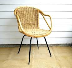 R Modern Wicker Chair Love This Mid Century Had It When I  Was A