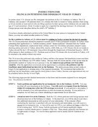 Cover Letter For I 130 Petition Awesome I 485 Cover Letter Sample