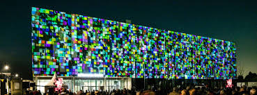sitespecific projection  d projection mapping  tnl