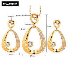 custom women 22k gold jewellery dubai whole jewelry set