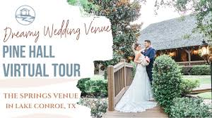 texas wedding venue tour the springs