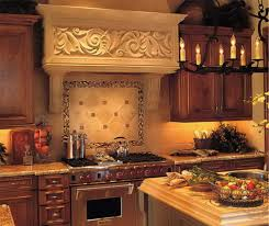 Slate Kitchen Backsplash Kitchen Marvelous Slate Kitchen Backsplash With Wooden Storage