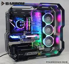 <b>Barrow Acrylic Board</b> as <b>Water</b> Channel use for Zidli ZG06 Computer ...