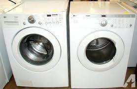 lg tromm dryer. Lg Tromm Dryer Washer Set S