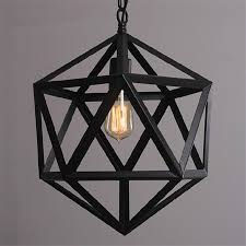 industrial lighting fixtures for home. wrought iron loft lamp industrial pendant light moroccan rustic vintage fixtures for living room home indoor lighting-in lights from lighting