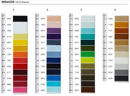 Mettler Color Chart Mettler Sewing Thread Cone Seracor No 120 1000m Various Colours