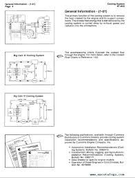 Cummins Big Cam Iii And Big Cam Iv Nt855 Diesel Engine Troubleshooting And Repair Manual Pdf