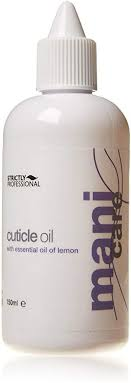 Strictly <b>Professional</b> Creamy <b>Oil</b> With Essential <b>Oil</b> of Lemon ...