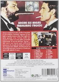 Anche gli angeli mangiano fagioli [IT Import]: Amazon.de: DVD & Blu-ray