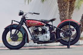 1929 indian 101 scout