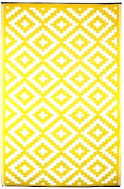 yellow outdoor rug yellow outdoor rug comfy company regarding yellow striped outdoor rug