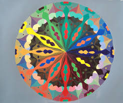 perfect creative color wheel whitney kenney acrylic on brisu flickr with color  wheel ideas.