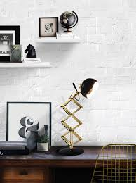 office art ideas. VINTAGE OFFICE IDEAS: BRICK WALL AND WOODEN FURNITURE Delightfull Billy 05 Office Art Ideas O