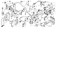 2009 honda trx 420 wiring diagram wiring diagram