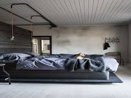 Bedroom: Industrial Bedroom Fresh 25 Best Ideas About Industrial Bedroom  Design On Pinterest Industrial Bedroom