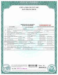 Ohio Birth Certificate Application Inspirational Sample New Cenomar