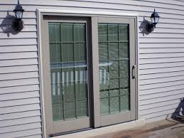 exterior trim around sliding glass door sliding door ideas