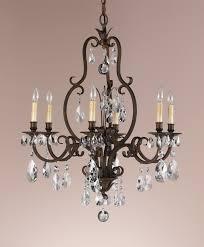 surprise murray feiss lamps f2228 6ats crystal salon maison six light chandelier
