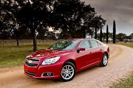 2013 Chevrolet Malibu Eco: First Drive Review