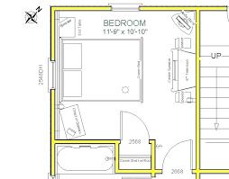 Small Bedroom Floor Plans Impressive Design