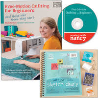 Free Motion Quilting for Beginners DVD - Quilting & FREE MOTION QUILTING FOR BEGINNERS STARTER SET Adamdwight.com