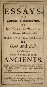 good and evil essay essays francis bacon best ideas about good  essays francis bacon