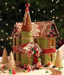 creative gingerbread houses. Brilliant Creative Gingerbread House With Turrets On Creative Houses S