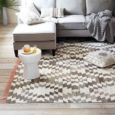 attractive west elm kilim rug for palmette chenille wool kilim rug iron 82 west elm torres