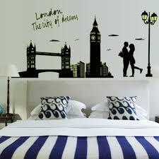 London Wallpaper Bedroom Online Buy Wholesale London Bedroom From China London Bedroom
