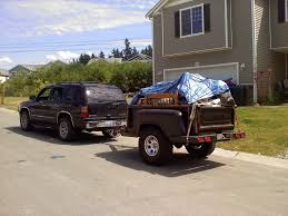 show us your truck bed trailers | Expedition Portal