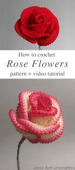 Crochet Flowers Pattern Magnificent Inspiration Design