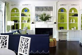 Blue And Green Decor Three Ways To Update A Blue And White Interior