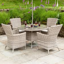 kool furniture. Alexander Rose Kool 1.2M Round Table And 4 Chairs - Dobbies Garden Centres Furniture