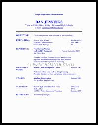resume samples for students canada resume examples canada