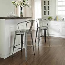 metal bar stools with wood seat. Best Choice Products 30\ Metal Bar Stools With Wood Seat O