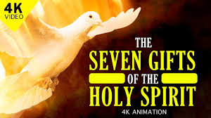 the seven gifts of the holy spirit 4k video