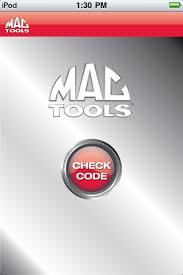 mac tools logo. mac tools releases diagnostic codes smartphone app logo